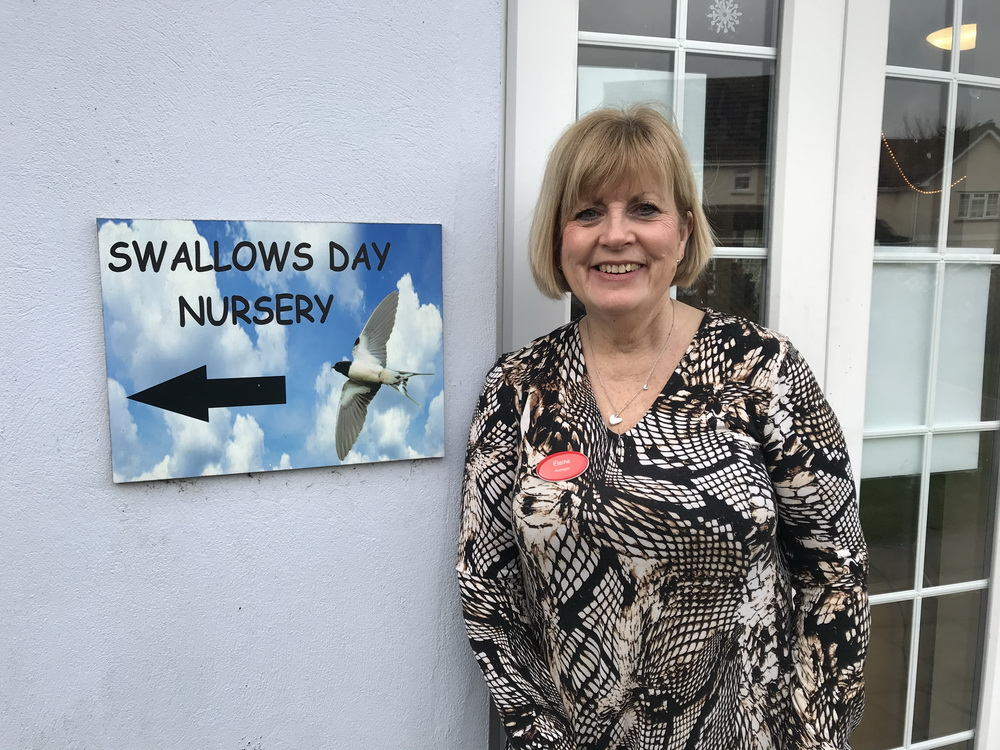 Elaine swallows nursery barnstaple